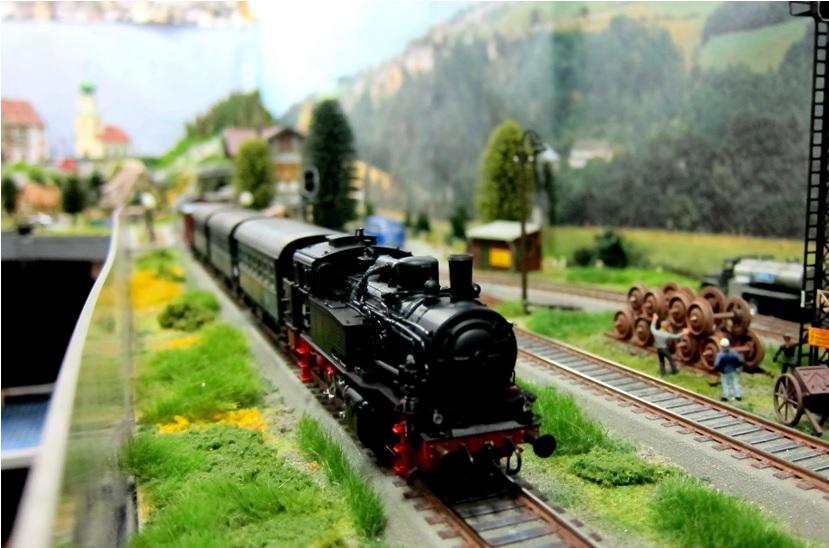 España como una metáfora ferroviaria