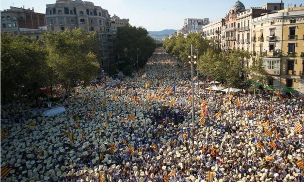 Independentismo; dolor y placer