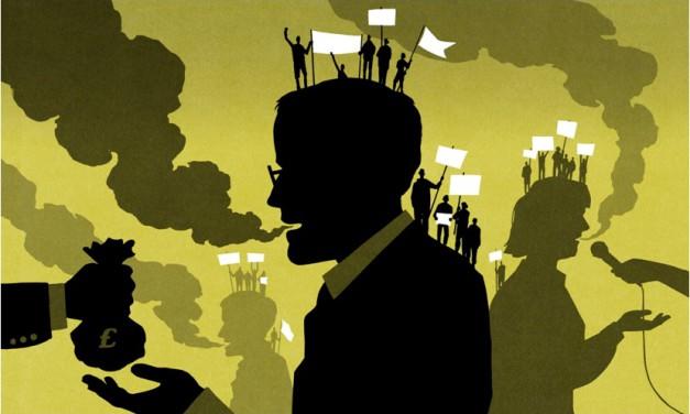 La rebelión es el único camino para combatir el desajuste climático