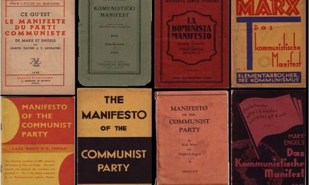 Karl Marx, el hombre más influyente